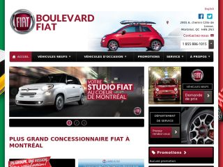 Boulevard Fiat