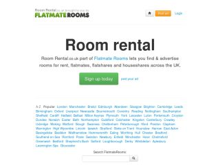 Room Rental UK