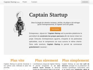 Captain Startup