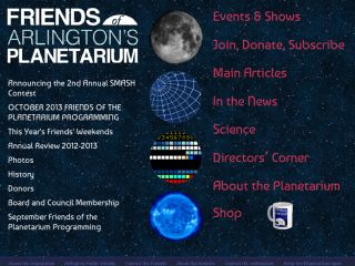 Friends of Arlington's Planetarium