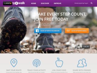 MapMyWalk