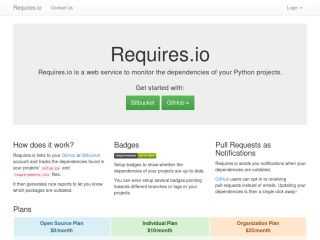 Requires.io