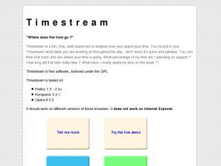 MyTimestream