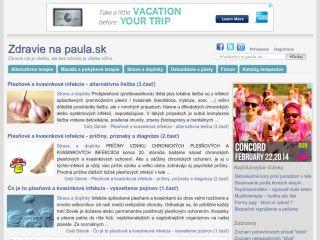 Health paula.sk