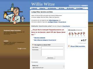 Willis Witze