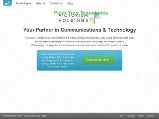 Victorium Holdings