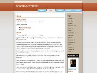 Basetta's website