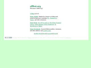 effbot.org