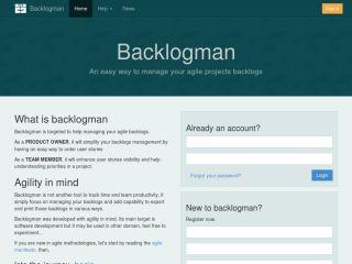 Backlogman