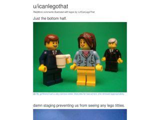 Lego It