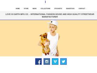 Love is Earth MFG Co.