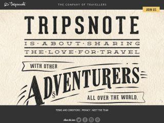 Tripsnote