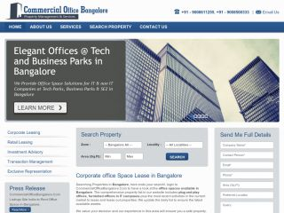 Commercial Office Bangalore
