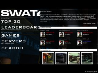 SWAT 4 Stats Tracker