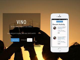 Vino - Wine Social Network