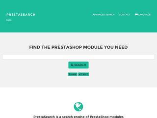 PrestaSearch
