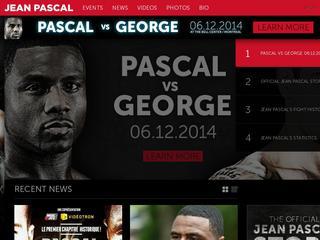 Jean Pascal Boxing