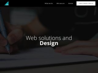 Qawba web solution and design