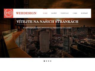 hd-webdesign.cz