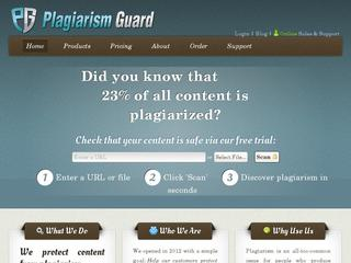 Plagiarism Guard