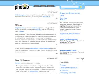 Photub Photography Blog