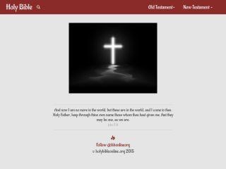 holybibleonline.org
