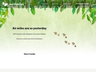 Earthmiles - Fitness rewards