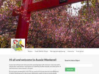 Aussie Weekend