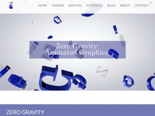 Zero Gravity Animated Graphics