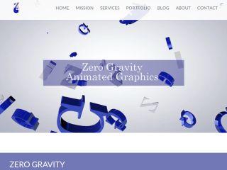Zero Gravity Animated Graphics