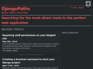 DjangoPaths