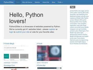 python2sites