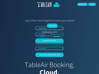 TableAir Cloud