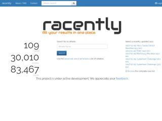 racently