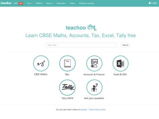 Teachoo - Learn in easy language