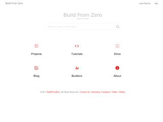 Build From Zero