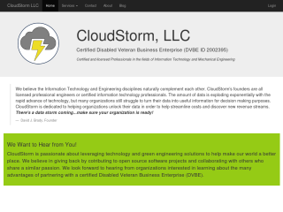CloudStorm LLC