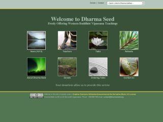 Dharmaseed.org