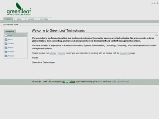 Green Leaf Technologies
