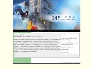 Kinex Pharmaceuticals