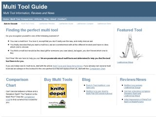 Multi Tool Guide