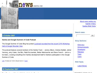 news.samba.org