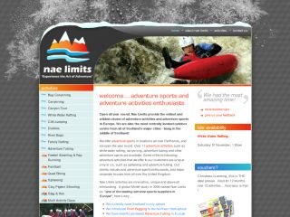 Naelimits Extreme Adventure Activities